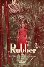 Rubber (1936) afişi