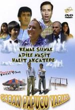 Şaban Pabucu Yarım (1985) afişi