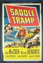 Saddle Tramp (1950) afişi