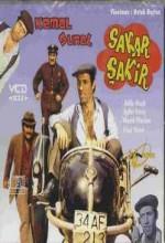 Sakar Şakir (1977) afişi