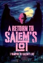 Salem Kasabasına Dönüş (1987) afişi