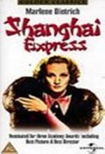 Şangay Ekspres (1932) afişi