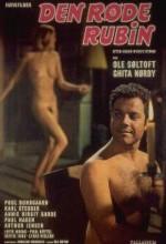Sangen Om Den Røde Rubin (1970) afişi