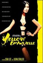 Sarı Emmanuelle (1977) afişi