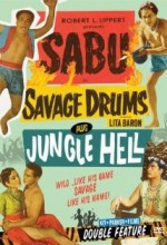 Savage Drums (1951) afişi