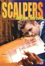 Scalpers (1988) afişi