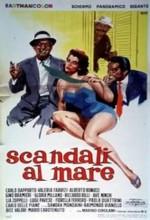 Scandali Al Mare (1961) afişi