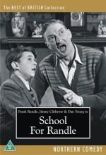 School For Randle (1949) afişi