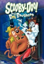 Scooby-doo Meets The Boo Brothers (1987) afişi