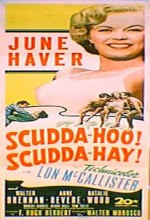 Scudda Hoo! Scudda Hay! (1948) afişi