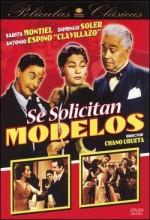 Se Solicitan Modelos (1954) afişi