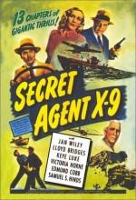 Secret Agent X-9(ı) (1945) afişi