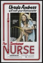 Secrets Of A Nurse (1973) afişi