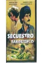 Secuestro Sangriento (1985) afişi