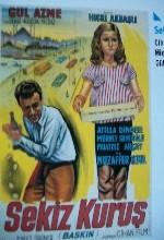 Sekiz Kuruş (1964) afişi