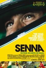 Senna (2010) afişi