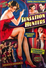Sensation Hunters (ı) (1933) afişi