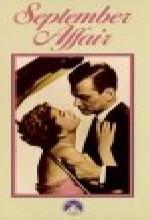 September Affair (1950) afişi