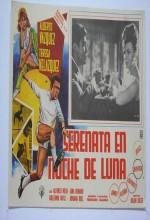 Serenata En Noche De Luna (1967) afişi