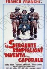 Sergente Rompiglioni Diventa... Caporale (1975) afişi