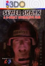 Sewer Shark (1992) afişi