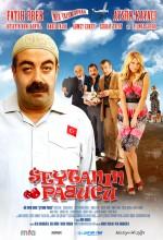 Şeytanın Pabucu (2008) afişi