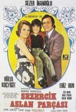 Sezercik Aslan Parçası (1972) afişi