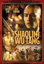 Shao Lin Yu Wu Dang (ı) (1985) afişi