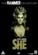 She (ı) (1965) afişi