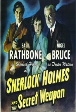 Sherlock Holmes and the Secret Weapon movies in Australia
