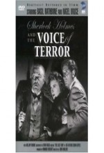 Sherlock Holmes And The Voice Of Terror (1942) afişi