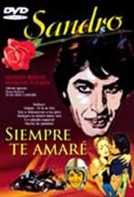 Siempre Te Amaré (ı) (1971) afişi