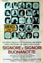 Signore E Signori, Buonanotte (1976) afişi