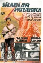 Silahlar Patlayınca (1966) afişi