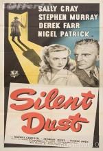 Silent Dust (1949) afişi