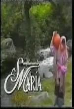 Simplemente María (1989) afişi