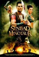 Sinbad And The Minotaur (2011) afişi
