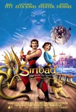 Sinbad: Yedi Denizler Efsanesi (2003) afişi