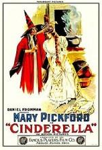 Sindrella (I) (1914) afişi