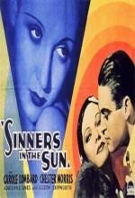 Sinners in The Sun (1932) afişi