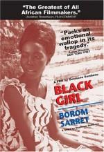 Siyah Kızın Biri (1966) afişi