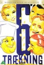 Sjette Trækning (1936) afişi