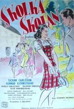 Skolka Skolan (1949) afişi