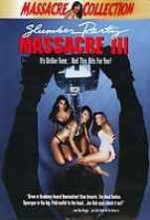 Slumber Party Massacre 3 (1990) afişi