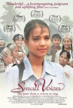 Small Voices (2002) afişi