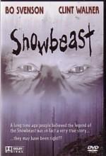 Snowbeast (1977) afişi