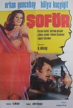 Şoför (1976) afişi