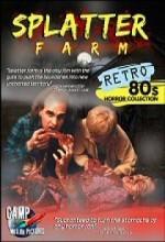Splatter Farm (1987) afişi