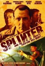 Splinter  (ı) (2006) afişi