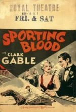 Sporting Blood (ı) (1940) afişi